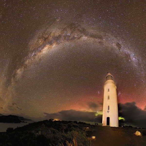 Bruny Island Photography Night Skies Gallery